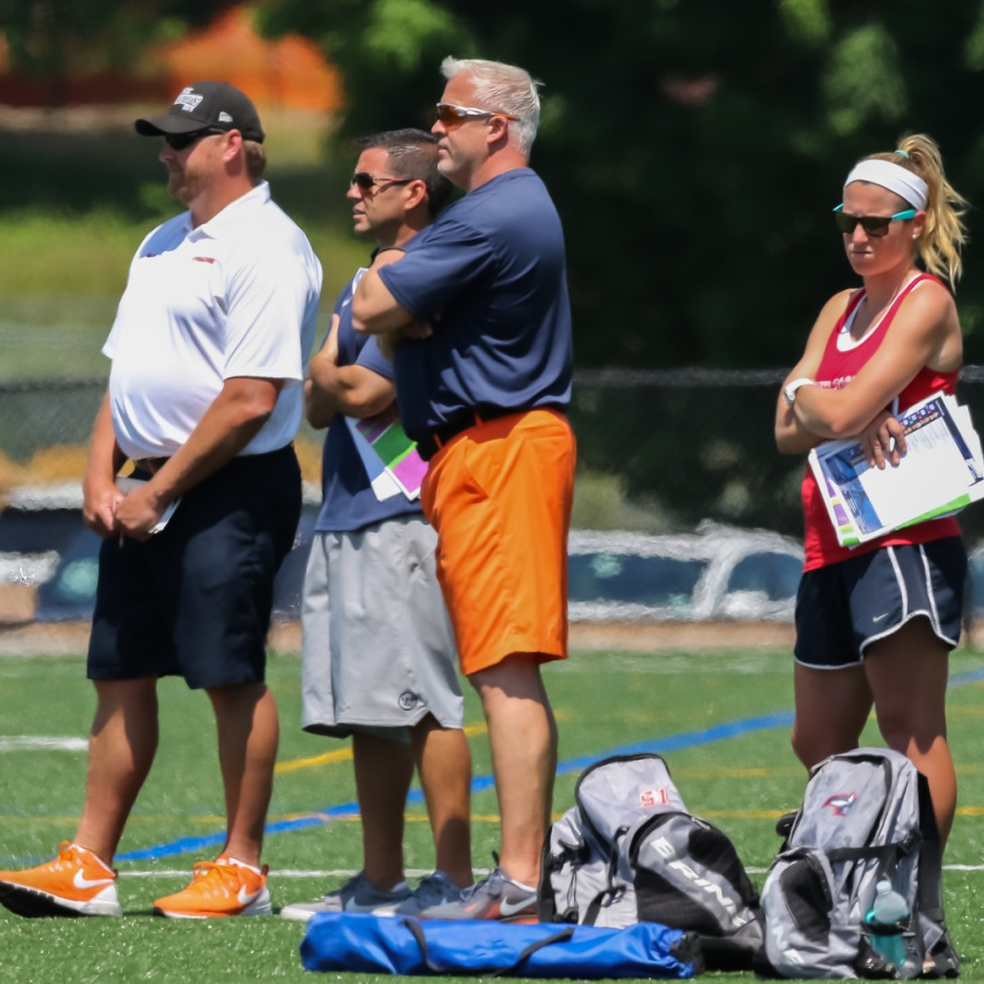 Early Recruiting - Gary Gait (Syracuse Women's Lacrosse) - new NCAA recruiting legislation - SportsOgram